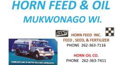 Horn Feed & Oil