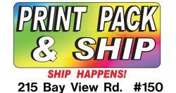 Print Pack & Ship